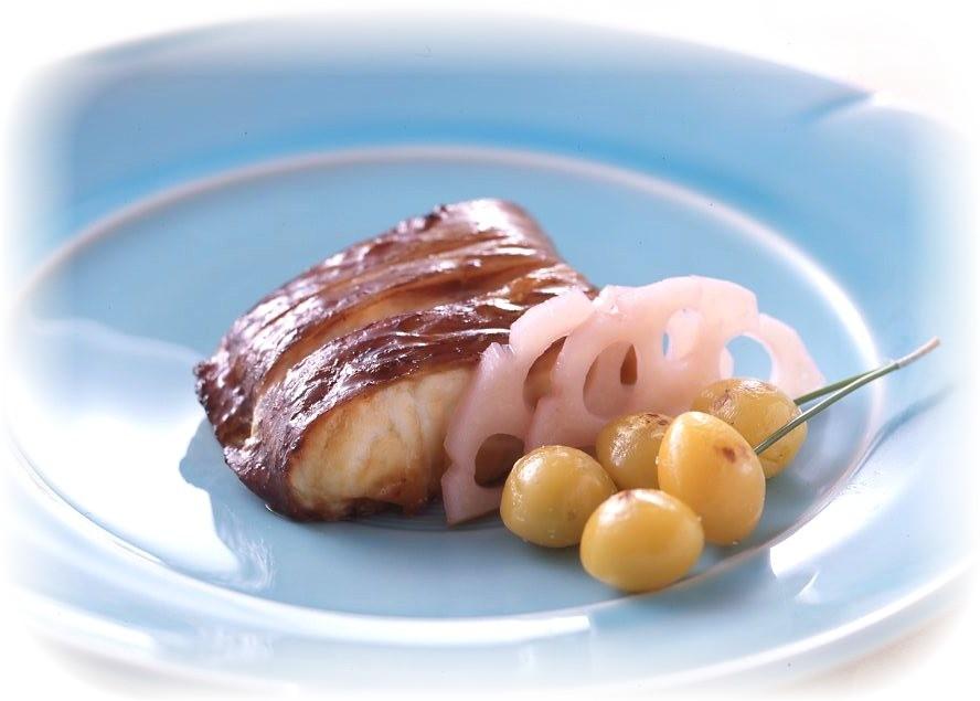 鯛の幽庵焼き 鯛の幽庵焼き レシピID:000890 173kcal(1人あたり) 材料(4人分