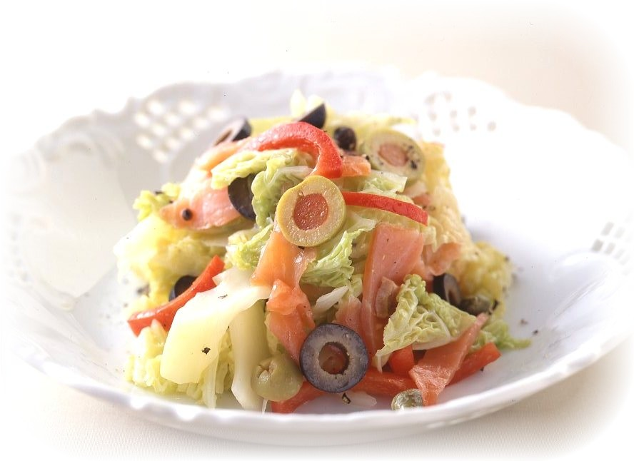 キャベツ 温 野菜 サラダ